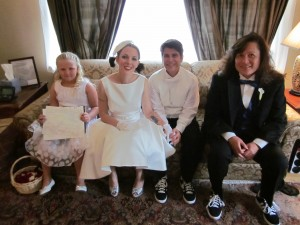 Seattle Wedding Officiants, Elaine Way, Nondenominational Minister, Seattle Wedding