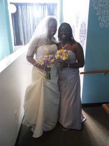 Michael and Euneka Wedding