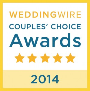 2014 Wedding Wire Badge