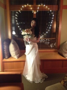 Seattle Wedding Officiants, Elaine Way, Nondenominational Minister, Willows Lodge, Last Minute Wedding, Small Wedding