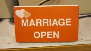 Marriage Open