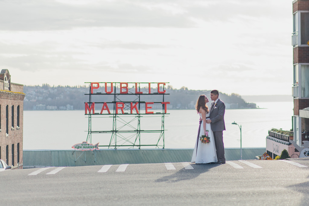 Elaine Way, Seattle Wedding Officiants, Seattle Wedding, Small Seattle Wedding, Last Minute Wedding, Destination Wedding Seattle, Pike Place Market, Goodwin Library, Wedding Package Seattle