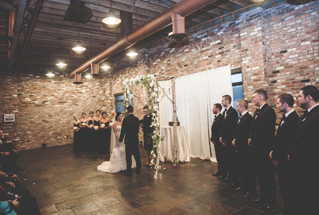 Seattle Wedding Officiants, Elaine Way, Nondenominational Minister, historic 1625 tacoma place wedding, Vail Studio