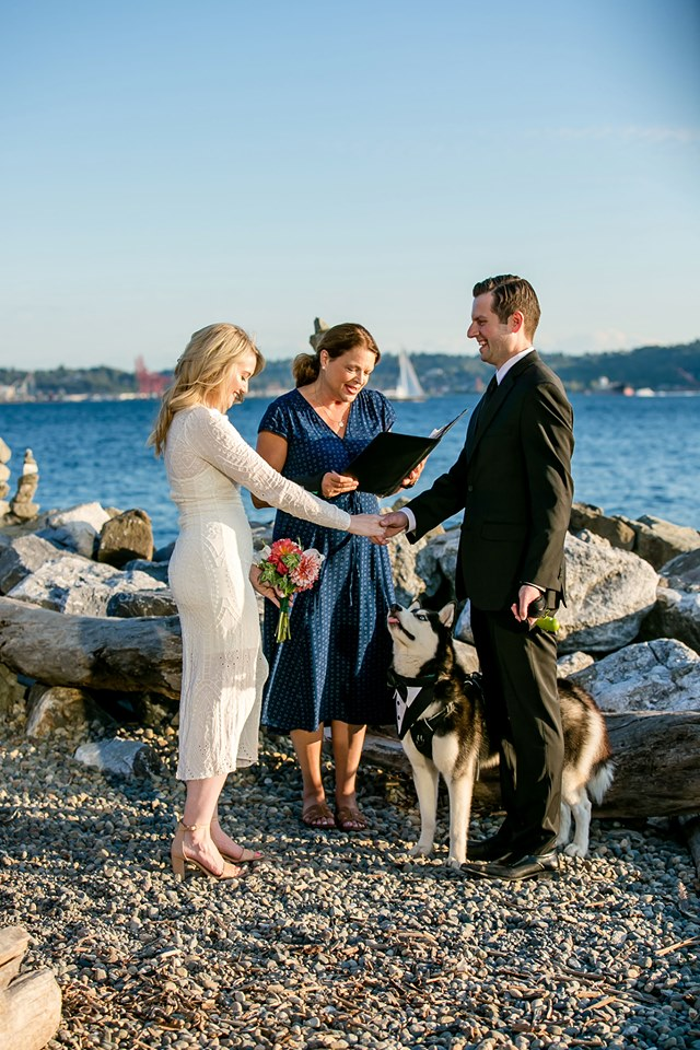 Dog at outdoor wedding, Can I have my dog at my wedding